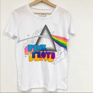 Pink Floyd Band tee Chaser T-Shirt NWT